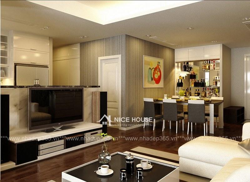 Thiết kế nội thất nhà anh Minh - Ngọc Khánh_08