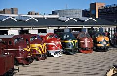 * Dänemark  Dieselloks  1001  bis  MT 167