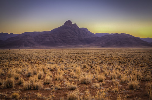 sky mountain nature horizontal sunrise landscape desert scenic peaceful mtn remote desolate 自然 namibia hdr mountainrange 자연 日出 scenicview 일출 colorimage 산 하늘 hardap canon24105mmf4lis namibrandnaturereserve 纳米比亚 나미비아 republicofnamibia mountainbelt 하르다프주
