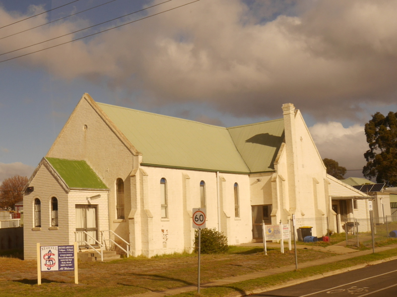 Stawell Band Hall