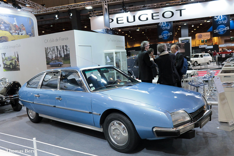 [75][04 au 08/02/2015] 40ème Salon Retromobile - Page 14 20108989272_e1d51271e7_c