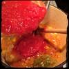 #Homemade #PastaAllaMariona #Zucchini #CucinaDelloZio - add the hand crushed tomatoes