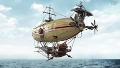 CLOUD SHIP Created by teareado