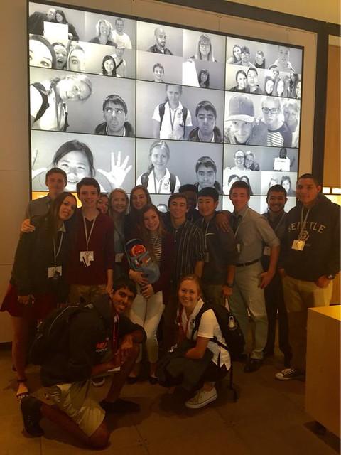 NSLC HEAL Visits Bill and Melinda Gates Foundation