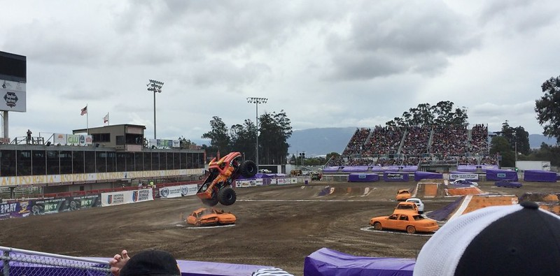 Monster Truck Rally 2015