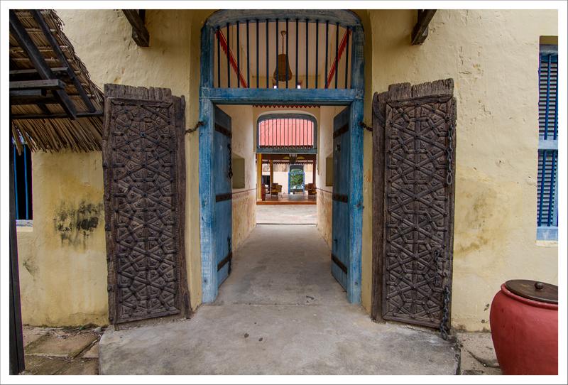 Antigua prisión de esclavos