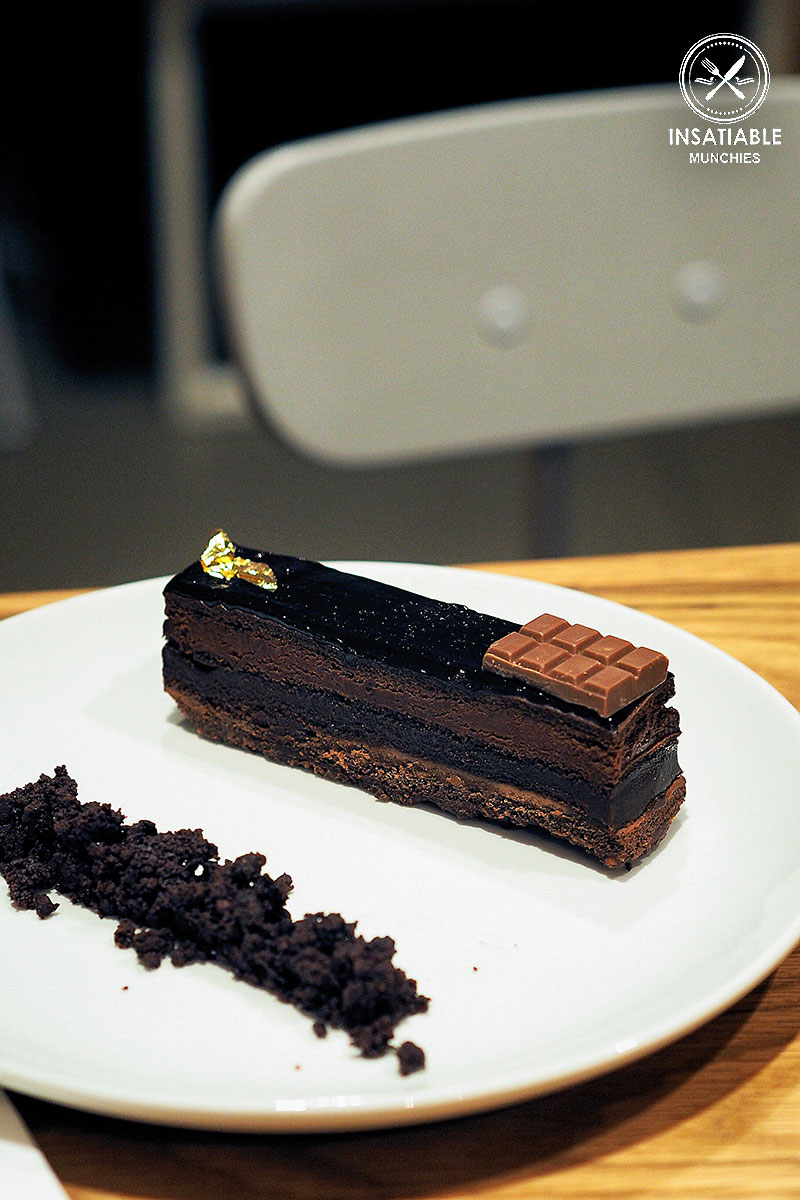 Sydney Food Blog Review of Koko Black, Sydney CBD: Chocolate Gateau