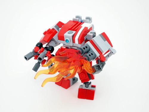 "VS-33 ""Emberclad"" - Flameburst"