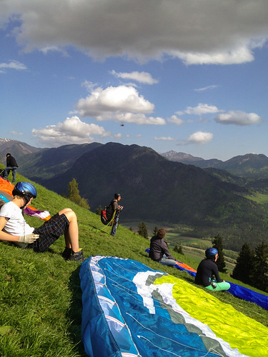 Paragliding Greifenburg