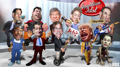 FOX Debate Republican Idol