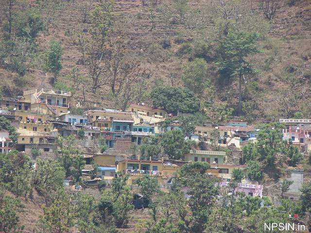 Nearest village from Shri Neelkanth Mahadev Mandir