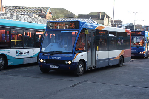 Stagecoach South 47311 GX06DYO