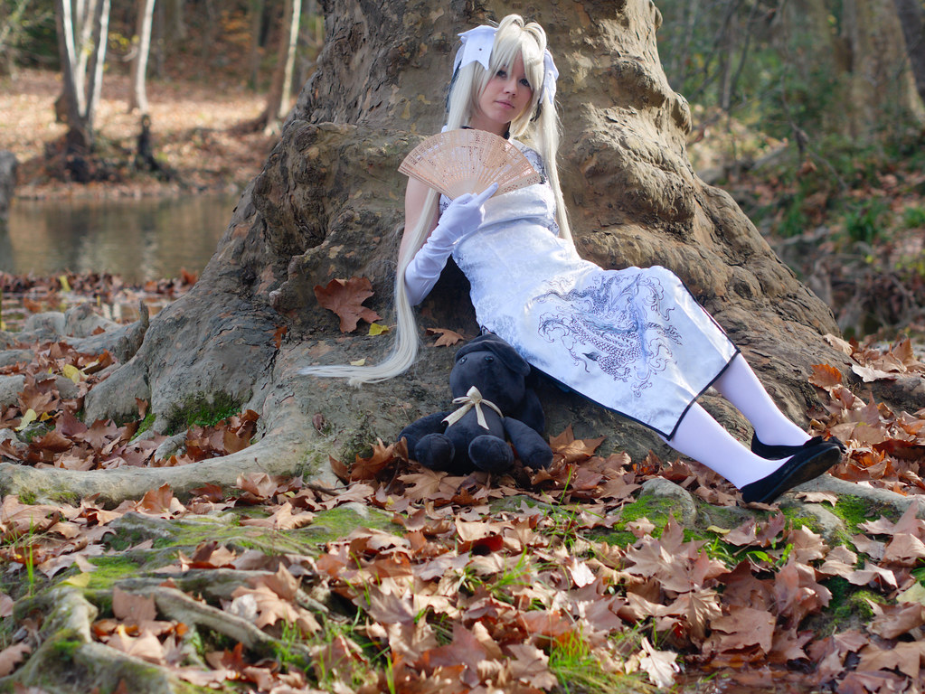 related image - Shooting Sora Kasugano - Yogusa no Sora - Réserve Naturelle du Lez - Montpellier -2016-11-19- P1610990