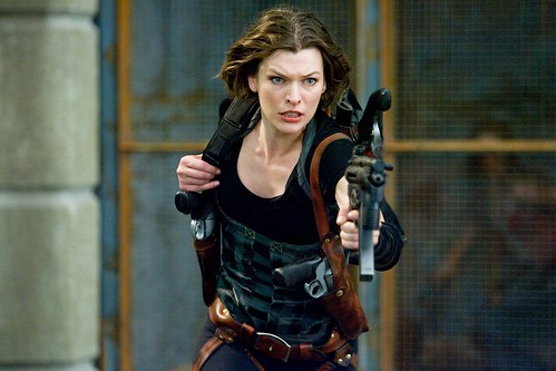 MillaResidentEvil