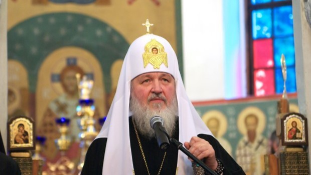 Patriarca Kiril II