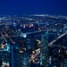 NYC from One World Observatory by lcrazyaznl