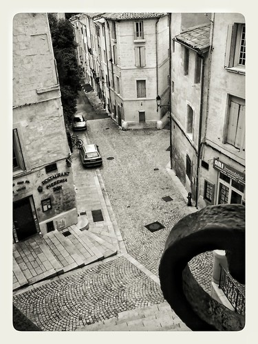 "Montpellier from the book ""The Abyss (1968)"" by Marguerite Yourcenar"