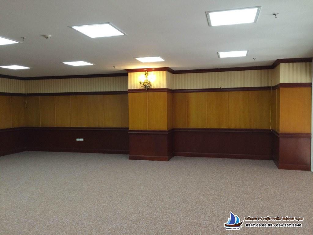 thiết kế nội thất bằng gỗ tự nhiên