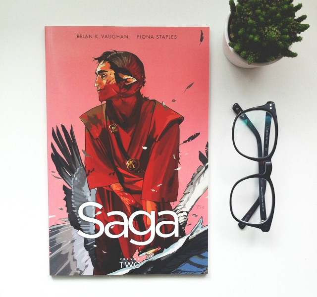saga book graphic novel review book blog vivatramp uk