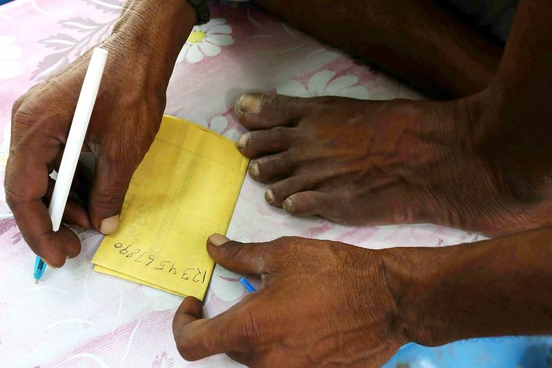 City Moment – The Rickshaw Puller's Letter, Jangpura