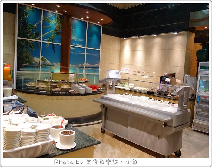 【台北大同】三德大飯店‧向陽庭西餐廳自助式buffet‧美國生蠔吃到飽 @魚樂分享誌