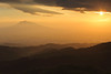 岩木山夕景1