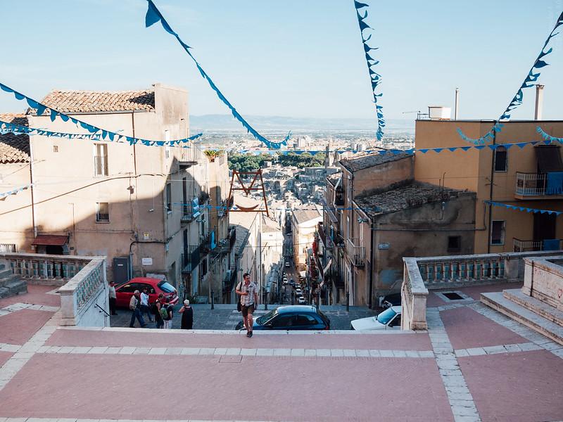 Caltagirone stairway