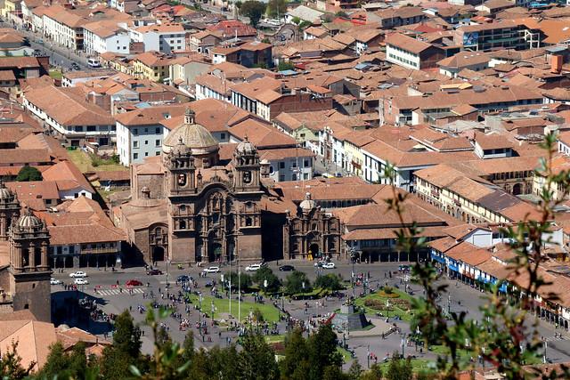Cuzco - Plaza Des Armas