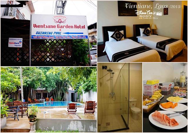 Laos 13 - Vientiane Garden Hotel