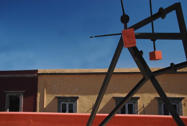 Alter of the Wind in San Luis de Potosi, Mexico