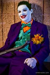 Tampa Bay Comic-Con 2015 Cosplay - BATMAN - JOKER