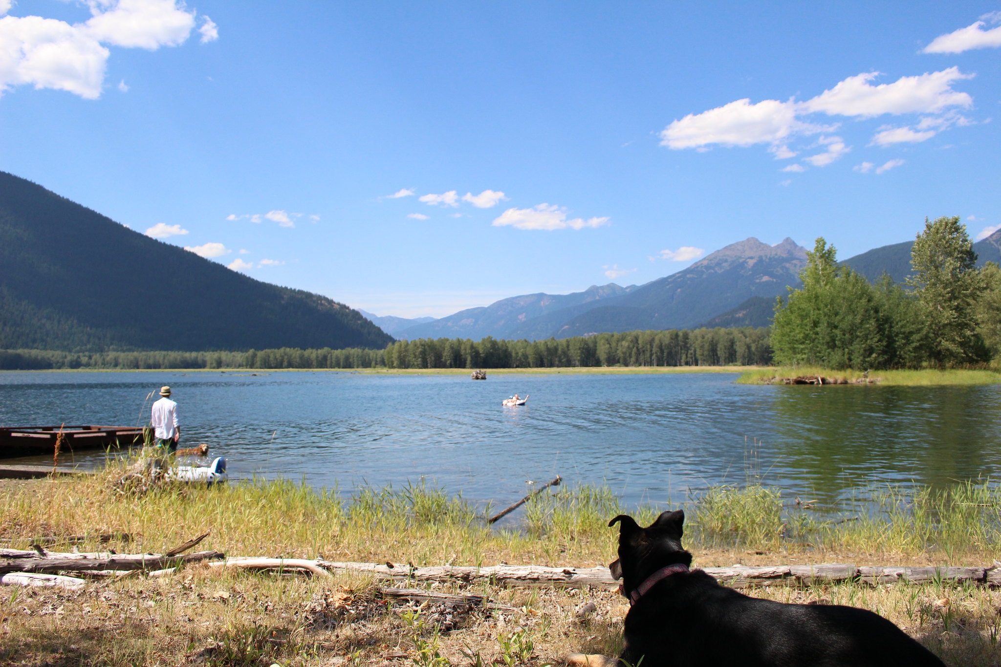 Ross Lake July 2015