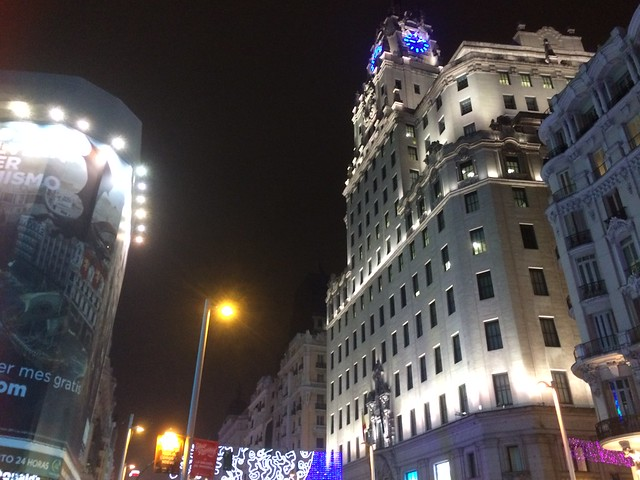A brief trip to Madrid