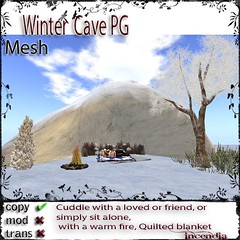 Winter cave PG