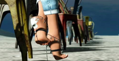 Chairs & Heels