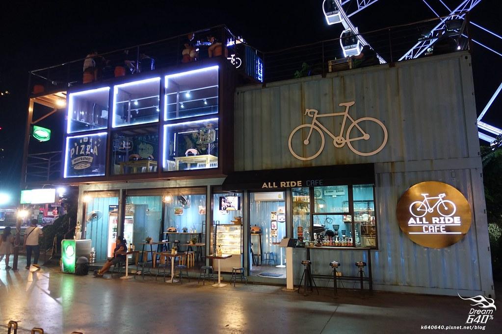 泰國曼谷-水上市場+美功鐵道市集+河濱夜市-39