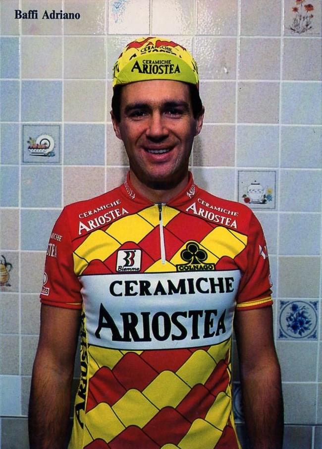 Adriano Baffi - Ceramiche Ariostea 1991