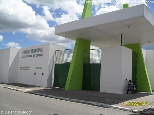 Murici - Estádio Municipal José Gomes da Costa