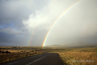 Easter Island - Rainbows