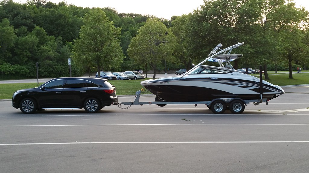 Acura Mdx Towing Capacity >> Towing A 3000lb Boat On 1000lb Trailer Acura Mdx Forum Acura