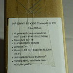 Portatil HP Envy 4