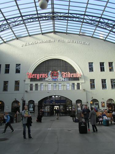 Estación de Bergen