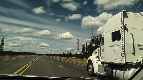 travel summer sky cloud white nature weather clouds oregon truck skies farmland