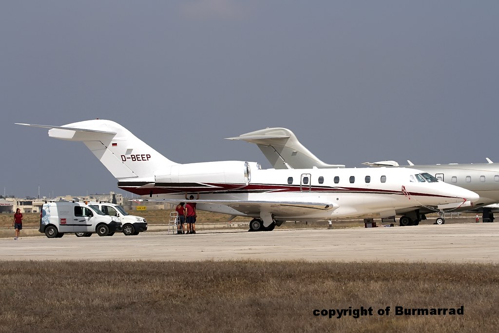 D-BEEP - C750 - Avirex Guinée Equatoriale