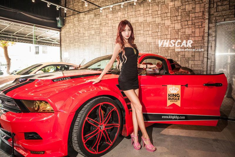 【跑車出租】肌肉車迷尖叫吧! 全台唯一福特寬體野馬Mustang@台中完美超跑出租