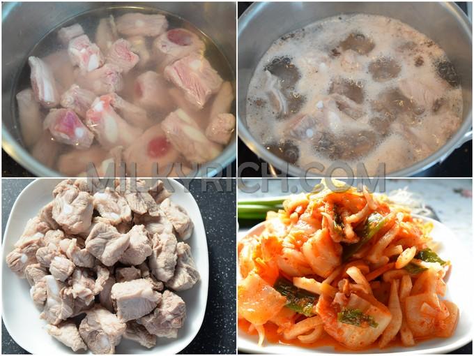 4 - Sup kimchi