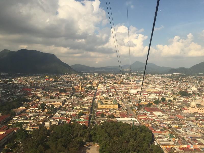 Cerro del Borrego en Orizaba