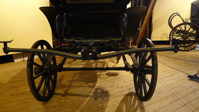 Shelburne Museum Carriages, Buggys, Wagons, and Sleighs