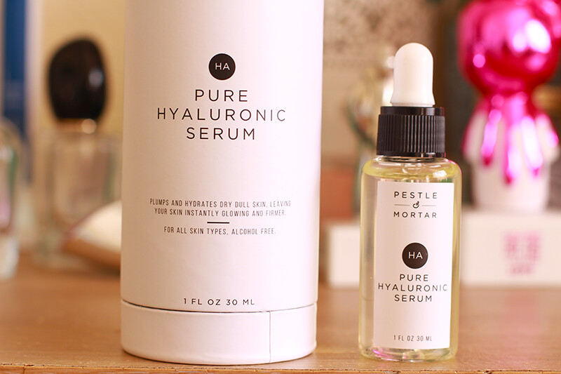 Pestle Mortar Hyaluronic Serum Nerd About Town