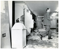 Pentagon Blast Damage: 1972